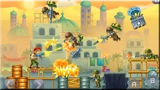 Video Metal Soldiers Game (Android & iOS) Gameplay HD download MP3, 3GP, MP4, WEBM, AVI, FLV Desember 2017