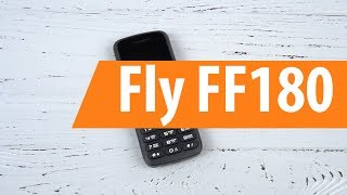 распаковка Fly FF180 / Unboxing Fly FF180
