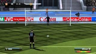 FIFA 14 - Moddingway Legends (Classic Players) Gameplay feat. Pele & Eusebio [PC & HD]