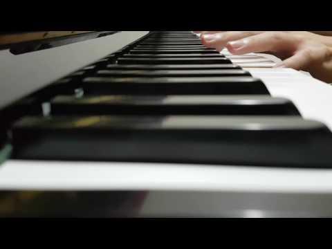 Terlalu Besar - Mike Mohede - Solo Piano