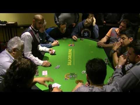 Poker Casino Villa Carlos Paz Torneo 24 y 25 de Octubre Mesa Final Capitulo I