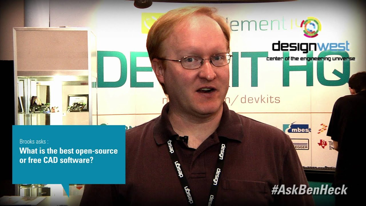 Ask Ben Heck Best Opensource Or Free Cad Software Youtube