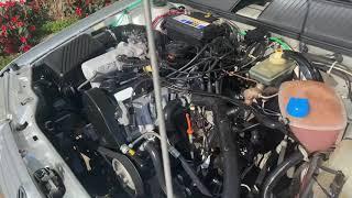 Funcionamento do motor Santana 2.0 GLi