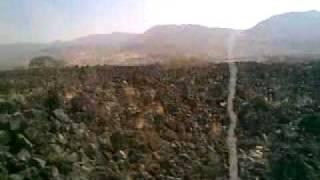 Sur de Nayarit: Paisaje volcánico entre Ahuacatlán y Santa Isabel en Nayarit