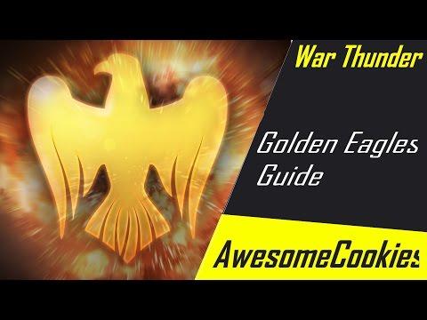 War Thunder - Guide to Golden Eagles