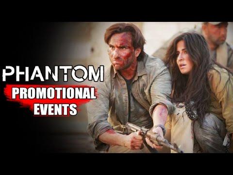 Phantom Full Movie ᴴᴰ (2015)   Saif Ali Khan, Katrina Kaif   Promotional Events