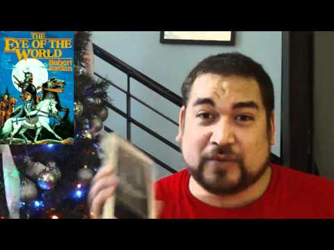 Book Review - The Eye of The World by Robert Jordan