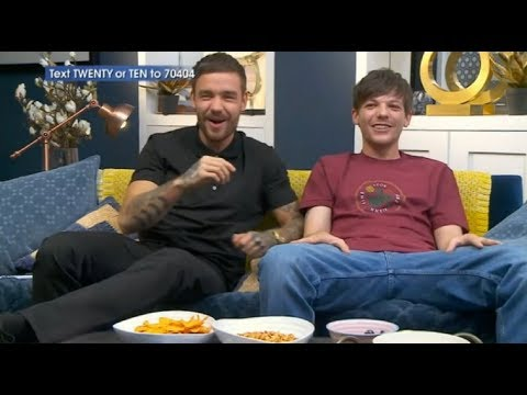 Liam Payne & Louis Tomlinson On Gogglebox (For Stand Up To Cancer 2018)