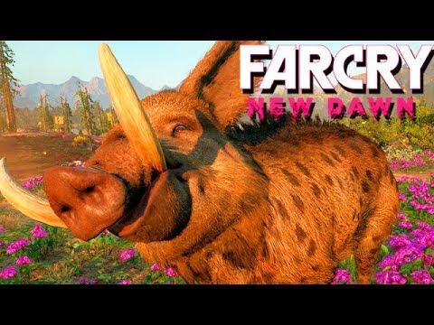 Far Cry New Dawn Gameplay German #14 - Eine coole Sau thumbnail