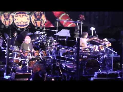 Dead & Company…Drums…Hollywood, CA…6-1-17