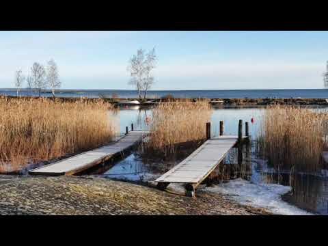 A Walk By The Lake Vänern