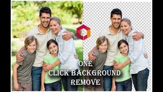 How to one click background remove  | Use inpixio photo clip | automatic background Remover screenshot 3