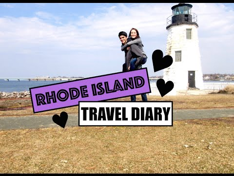 Rhode Island Travel Diary