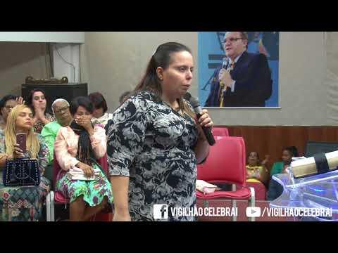 Pastora Helena Raquel -  A Travessia Do Mar Vermelho   Dia Com Deus 2017