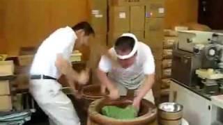 Japanese Pounding Dough