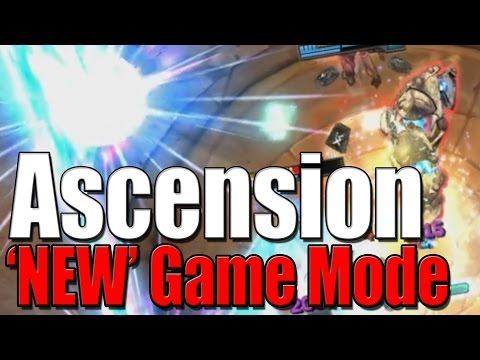 """ASCENSION - """"New' Game Mode - League of Legends"""