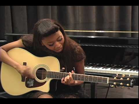 VV Brown  Crying Blood Acoustic