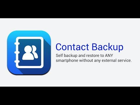 Contact Backup - Apps on Google Play