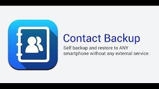Contact Backup Guide screenshot 1