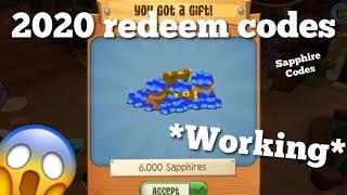 Sapphire Redeem codes *Working* 2020 new!