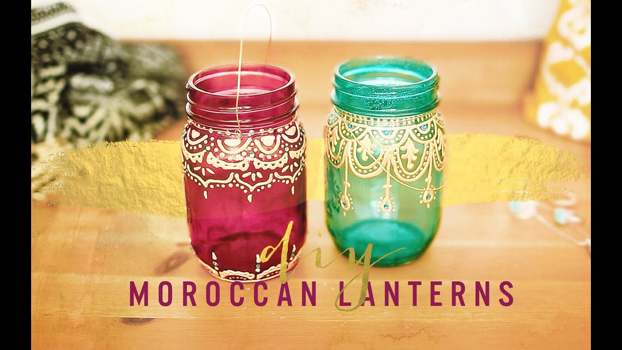 Beach Decorating Ideas For Bedroom Bohemian Room Decor Diy Moroccan Lanterns Youtube