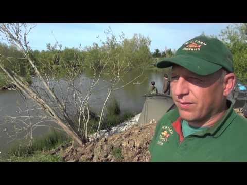 NEW FARM CARP & CAT FISHERIES,  MAIDENHEAD, BERKSHIRE ANGLERS MAIL TACTICAL BRIEFINGS