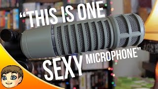 BEST VOICEOVER MIC? | Electro-Voice RE20 Microphone Review