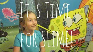 IT'S TIME FOR SLIME AT THE NICK HOTEL (LIFE IN FLORIDA)