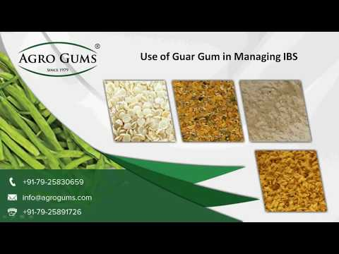 Use of Guar Gum in Managing IBS