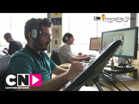 The Animators of Gumball | Imagination Studios | Cartoon Network