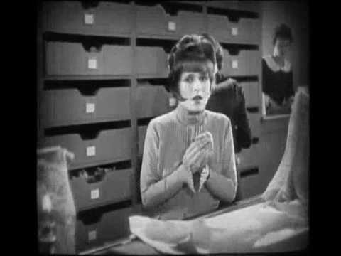 CLARA BOW,1927. BANDO DA LUA,1937.