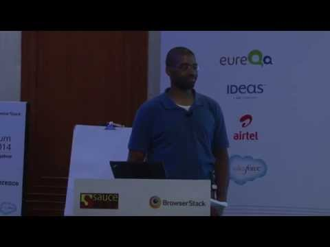 Design Patterns beyond the Page Object by Derrick @ Selenium Conf 14