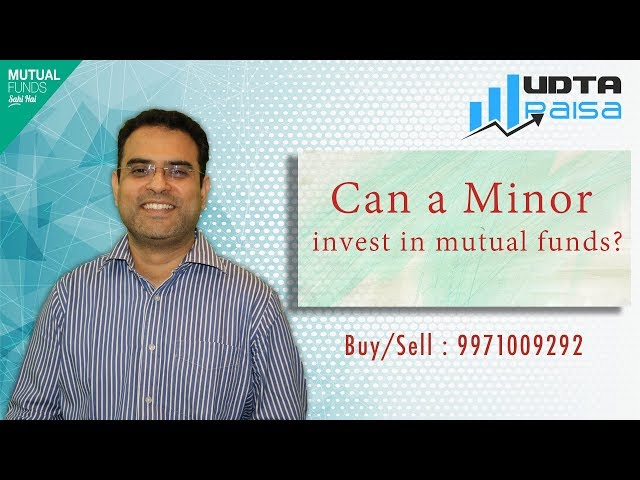 Can Minor Invest in MF   Best Investment Option for Children   Top MF for Child in 2019 (India)