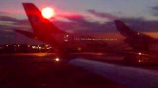 ROYAL JORDANIAN AIRLINES EMBRAER 195 BEFORE TAKE OFF FROM ISTANBUL TO AMMAN..mp4