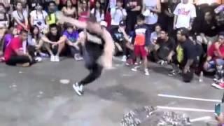Most epic Breakdance battle ever