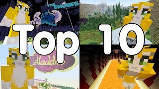 Top 10 - Adventure Map Moments