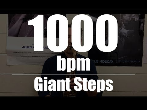 FASTEST Song Ever!? 1000 Beats Per Minute!!