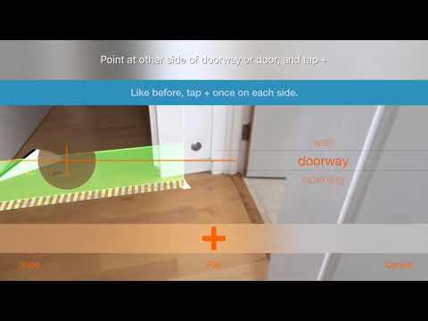 RoomScan AR Tutorial