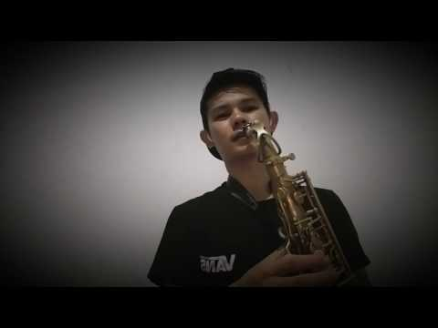 Lagu Minang-Sasa Diujung Cinto Saxophone cover by Danil Guntara