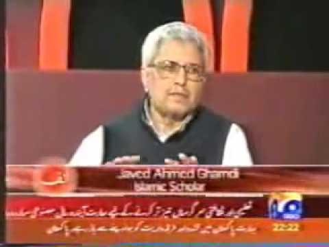 1 2 Talaq ke Masail  TV Debate   Javed Ahmed Ghamidi