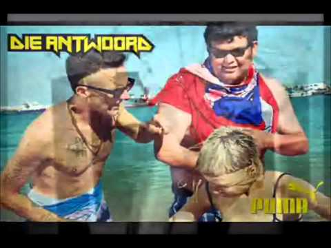 Die Antwoord - Intro/We Have Candy/WAT KYK JY - Blue Hills