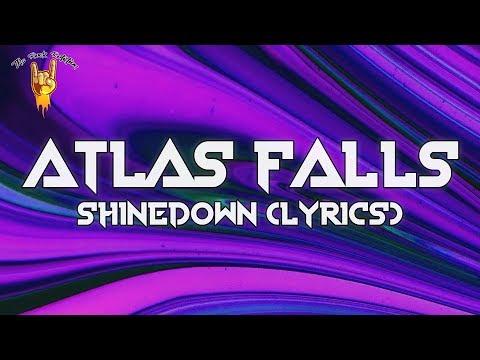 Shinedown - Atlas Falls (Lyrics) | The Rock Rotation