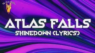 Gambar cover Shinedown - Atlas Falls (Lyrics) | The Rock Rotation