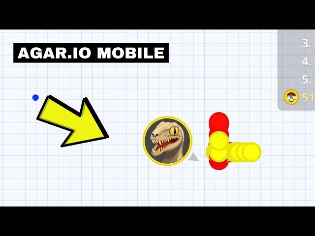 2 *CRAZY* REVENGES! (Agar.io Mobile Gameplay!)