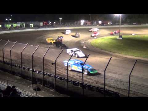 Modified Feature 5-23-14 Gas City Speedway (Randy Lines)