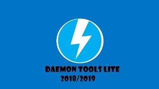 Como Baixar e Instalar: DAEMON Tools lite (2018/2019)