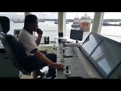 Capt.Samsul B. Bugis on DP Trail / FMEA-TOP
