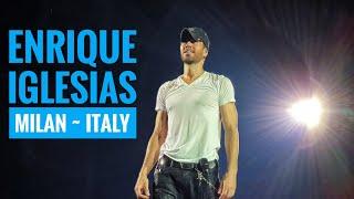 ENRIQUE IGLESIAS Live Milano