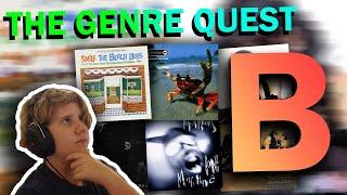 The Genre Quest - B Genres (Baroque Pop, Black Metal, Blues, Bubblegum Bass)