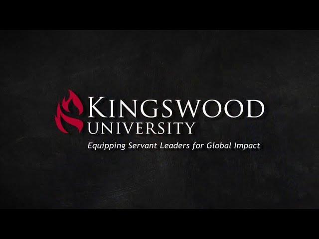 Kingswood Chapel - October 23,  2020